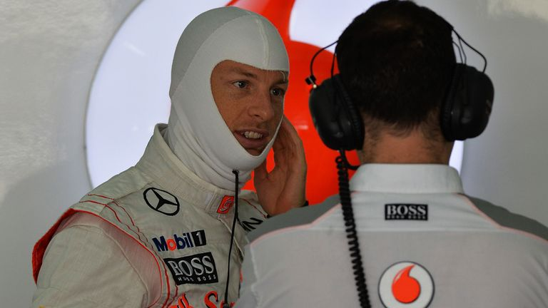 Jenson Button: Excited to reach Q3 in Bahrain