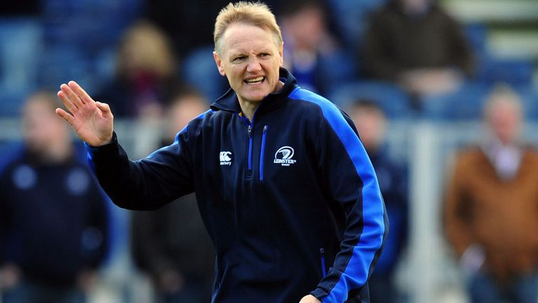 Joe Schmidt: Led Leinster to back-to-back Heineken Cup titles