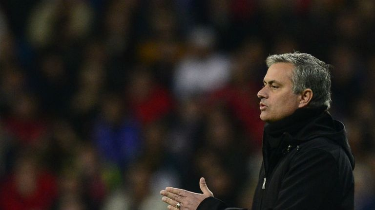 Jose Mourinho: Future is unclear