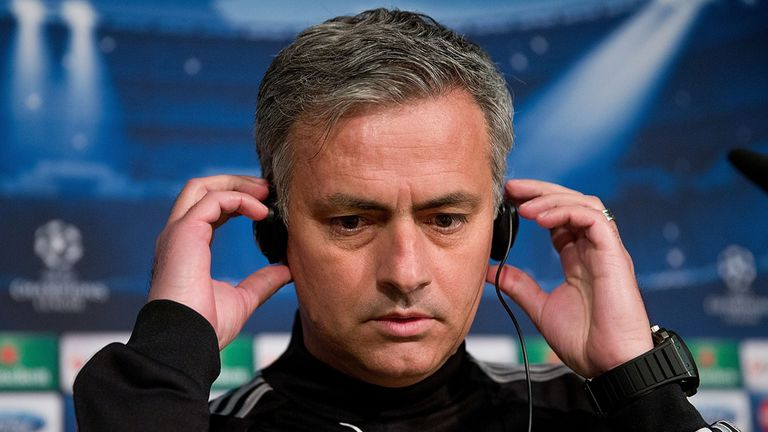 Mourinho: has omitted Casillas from his plans