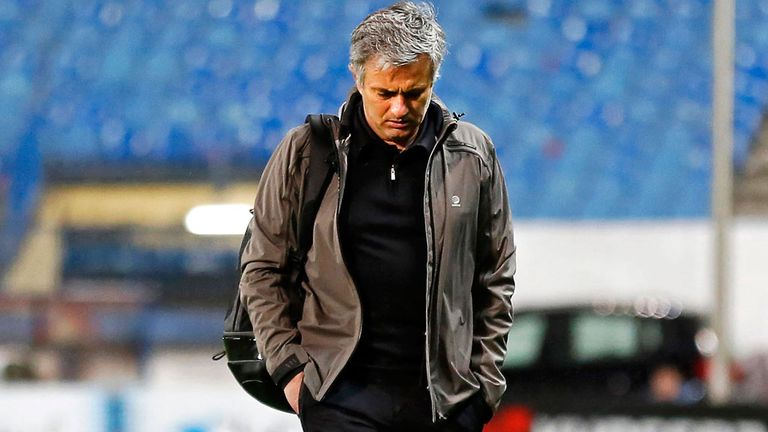 Jose Mourinho: Impressed by German talent