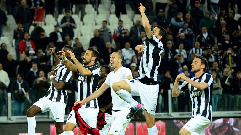 Juventus: Need a draw to secure title glory