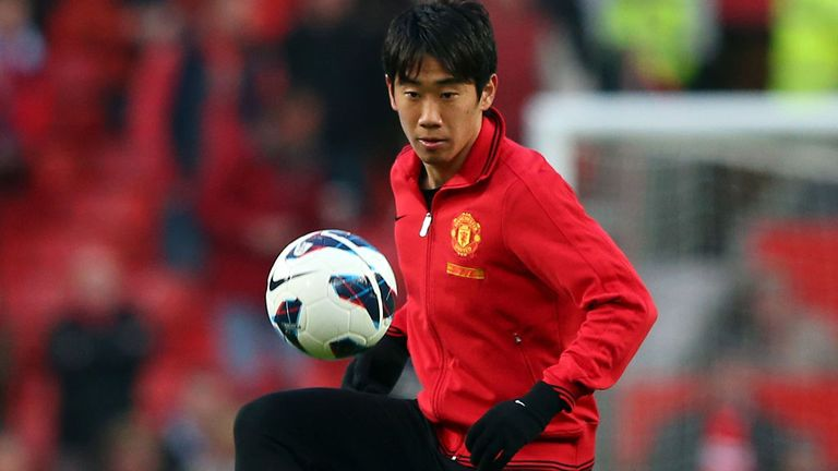 Shinji Kagawa: Says he had a tough time on his first season in England