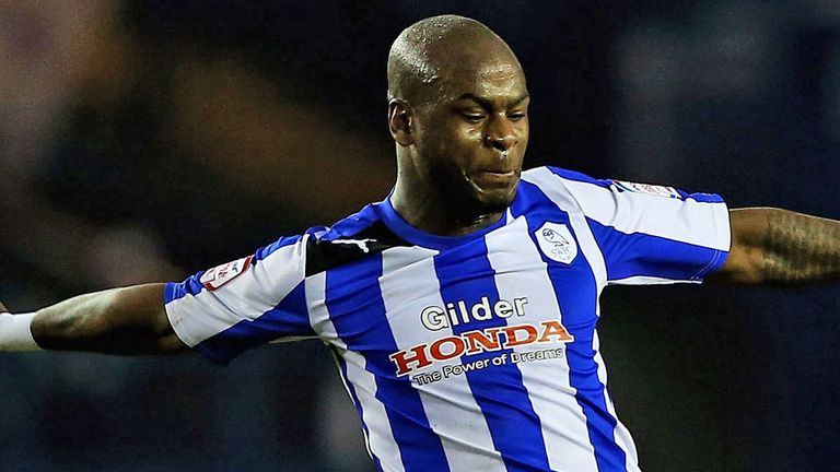 Leroy Lita: Scored again for Sheffield Wednesday as they inched closer to safety