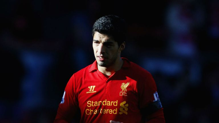 Luis Suarez: Looking for a route out of Anfield this summer