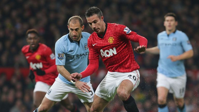 Manchester City and Manchester United have played out some thrilling derbies in recent years