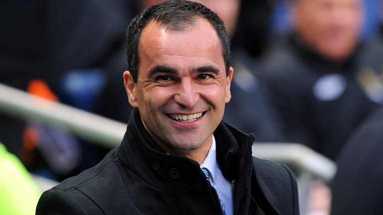Roberto Martinez: Wigan boss was delighted with his team against Tottenham