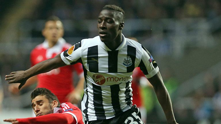 Massadio Haidara: Relishing competition for a place in Newcastle's defence next season