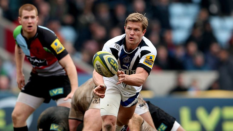 Michael Claassens: will leave Bath at the end of the season