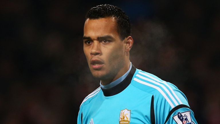Michel Vorm: Swansea goalkeeper denied talk linking him with a move to Barcelona