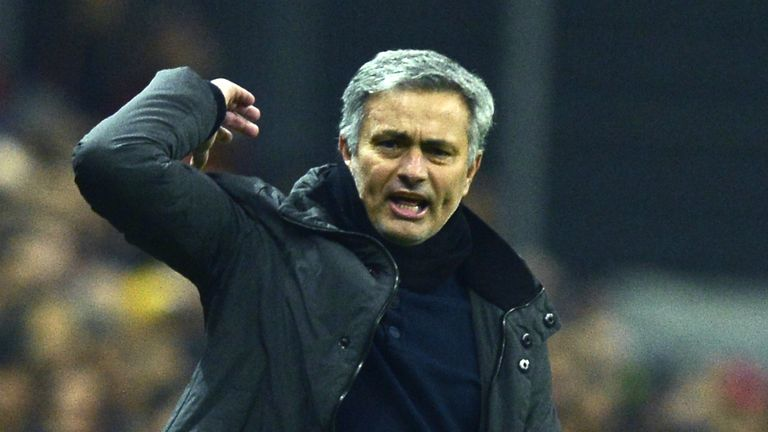 Jose Mourinho: Real Madrid boss full of praise for Galatasaray