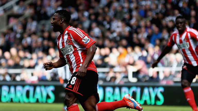 Stephane Sessegnon: Free to face former club Sunderland