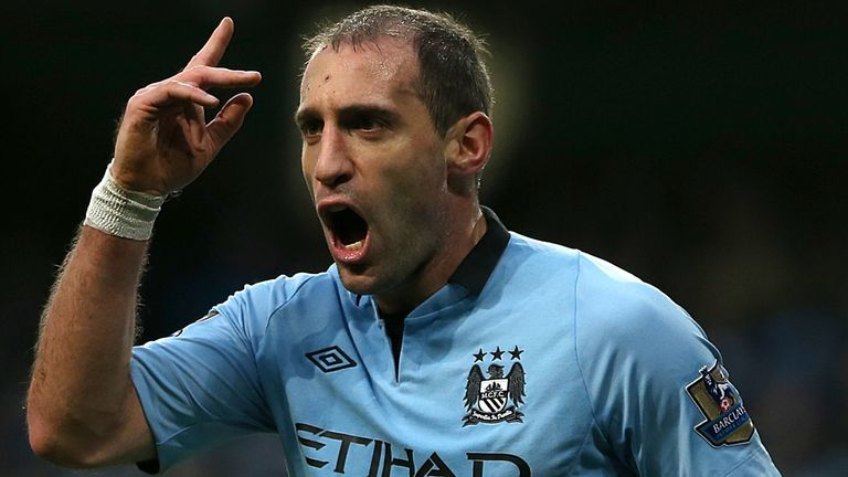 Pablo Zabaleta: Says Manchester City must return with a better mentality