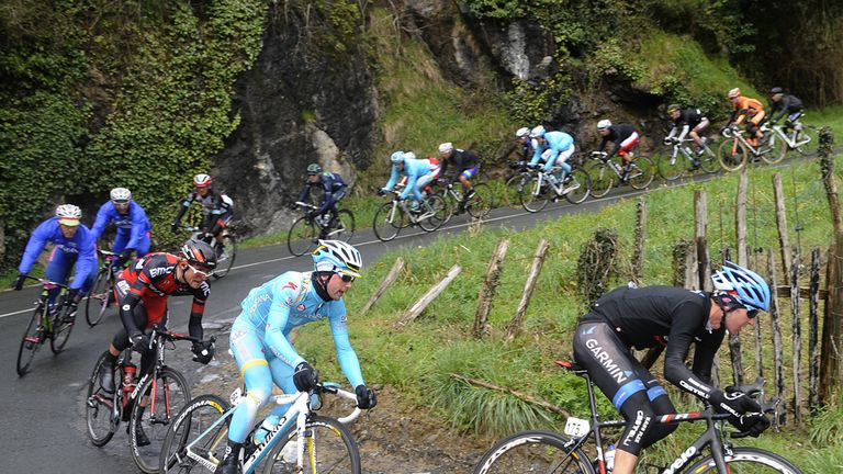 The Tour of the Basque Country is a race for the climbers