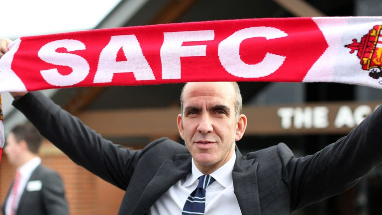 Paolo Di Canio: Tipped to keep Black Cats up