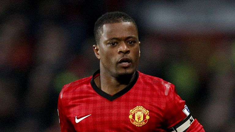 Patrice Evra: Does not expect United to get credit for character