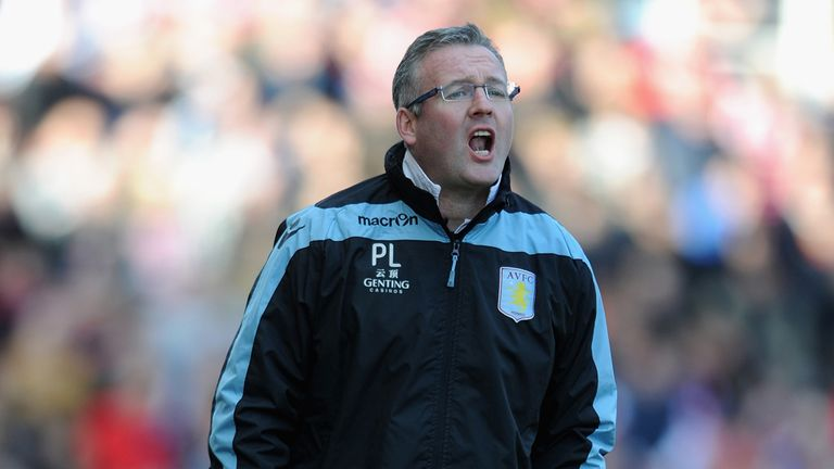 Paul Lambert: Impressed with form as Aston Villa continue to pile pressure on league strugglers