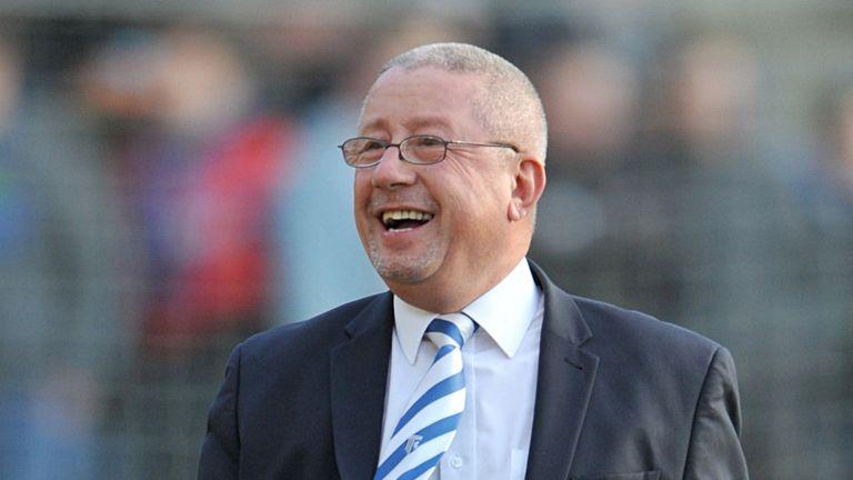 Paul Scally: Has full faith in Martin Allen and his team