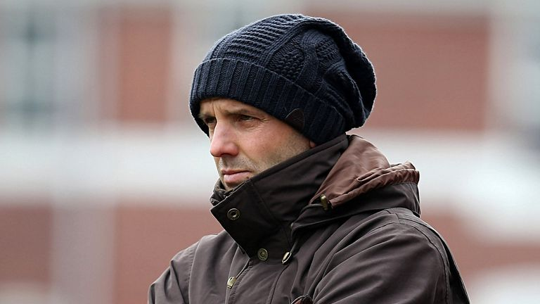 Paul Tisdale: Wants Doug Bergqvist to gain first-team experience