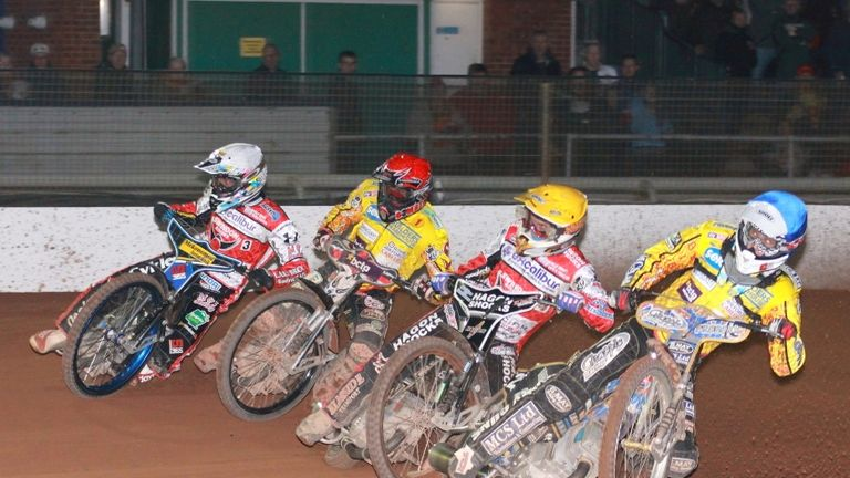 Jason Doyle (Blue): Has joined Leicester Lions