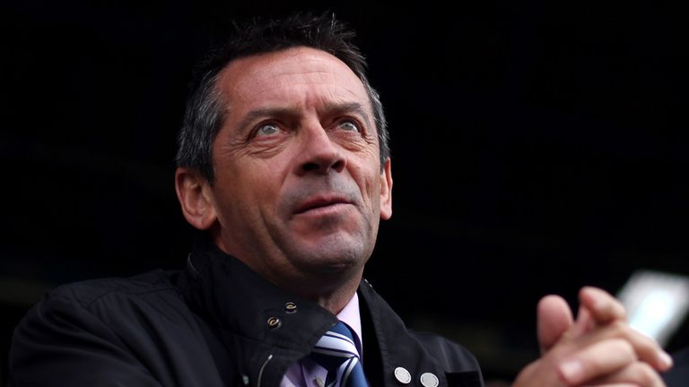 Phil Brown: Impressed by new skipper