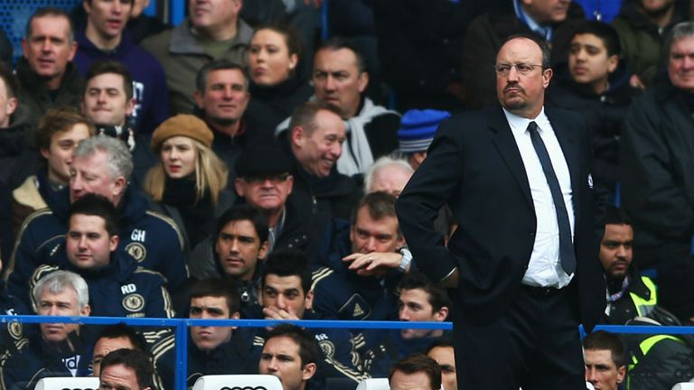 Rafa Benitez: Chelsea interim boss believes he has done a good job at Stamford Bridge