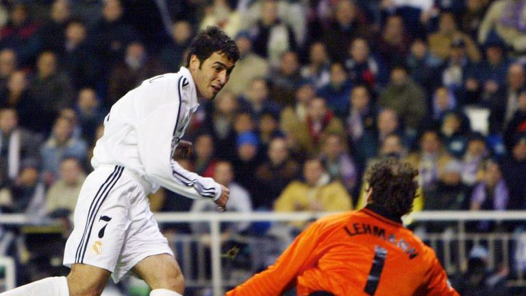 Raul: Celebrated a fine career with a testimonial