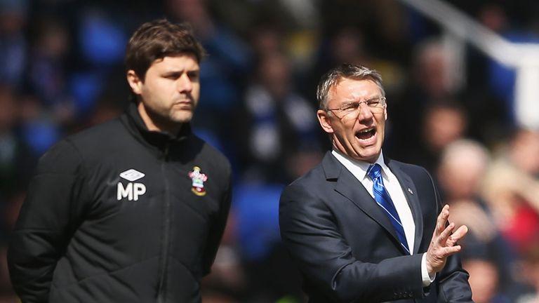 Mauricio Pochettino: Wants Southampton to keep winning points