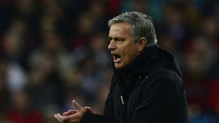 Jose Mourinho: New Chelsea boss has hit back at Andres Iniesta claim