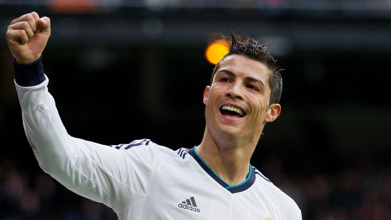 Cristiano Ronaldo: Tipped to sign new Real Madrid deal