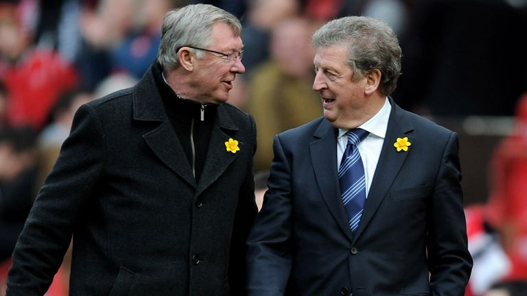 Roy Hodgson: Added his tribute to Sir Alex Ferguson