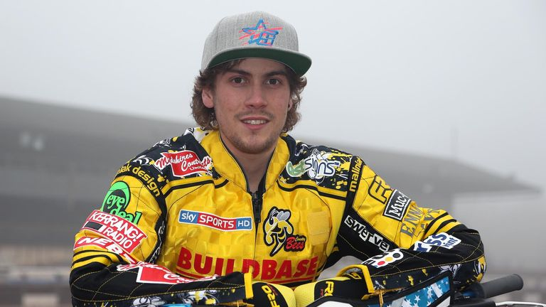Adam Roynon: Back for Coventry Bees (pic credit Jeff Davies)