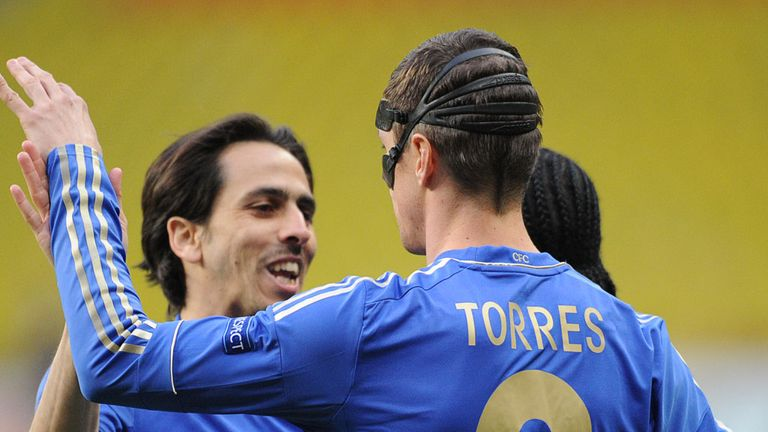 Yossi Benayoun: Defended Fernando Torres in February interview
