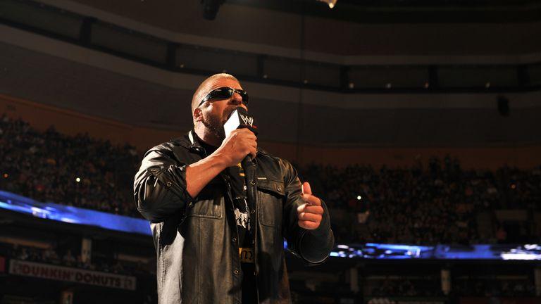 Triple H: turned on Bryan