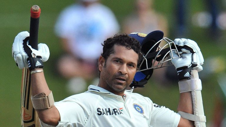 Tendulkar: Even-money to score a century in the two-match series.