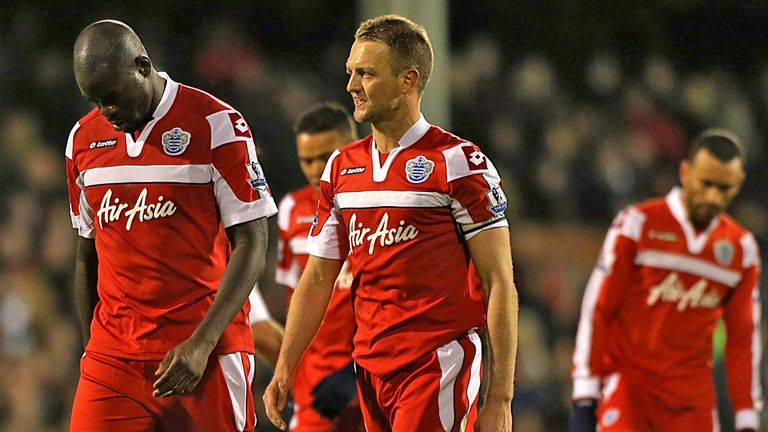 Chris Samba: QPR defender backed to recover from Fulham 'nightmare'
