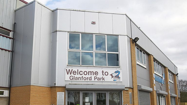 Glanford Park: The home of Scunthorpe United