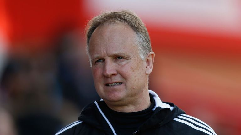 Sean O'Driscoll: Will be working closely Keith Burt again