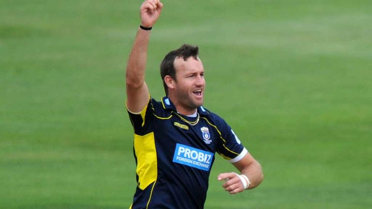 Sean Ervine: Closing in on 10,000 runs for Hampshire