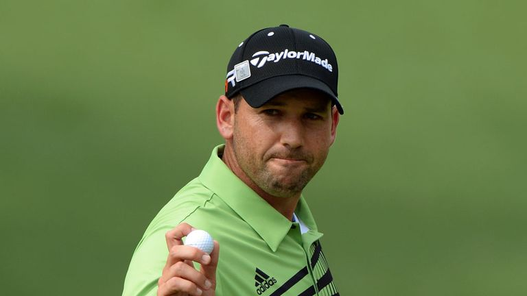Sergio Garcia: In a more positive frame of mind than a year ago