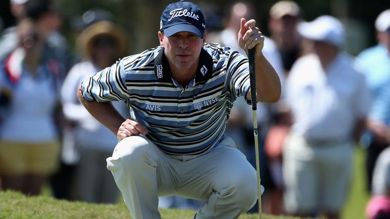 Steve Stricker: My game's not good enough for Augusta National