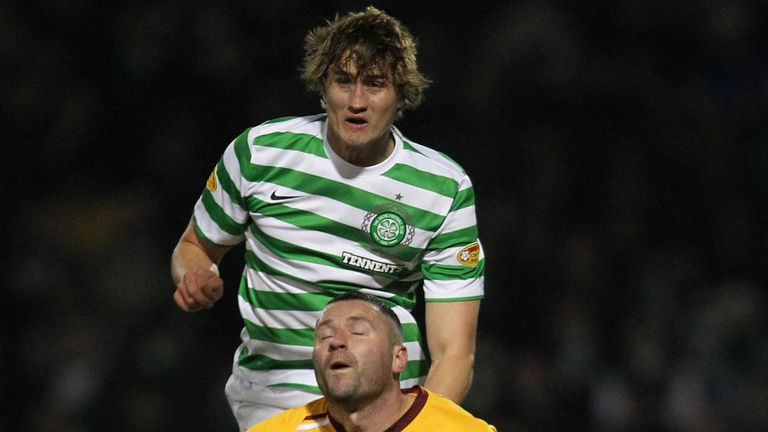 Thomas Rogne: Hinted at leaving Celtic this summer