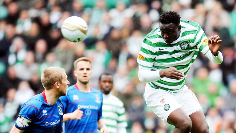 Victor Wanyama: Not planning to leave Celtic this summer