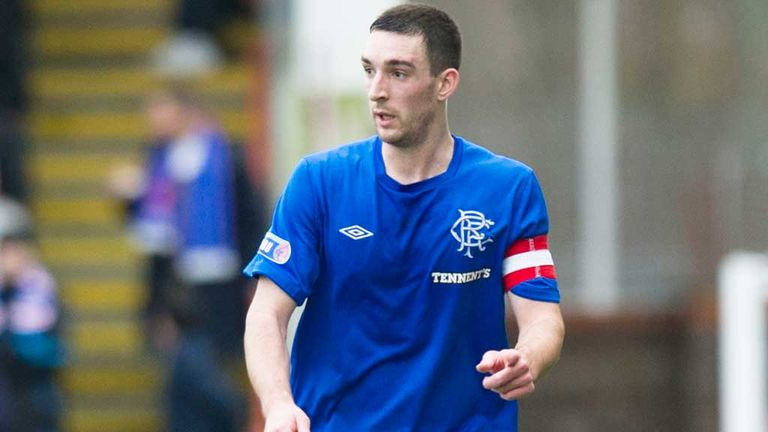 Lee Wallace: Among six players to withdraw injured from Scotland squad