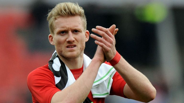 Andre Schurrle: Linked with Chelsea