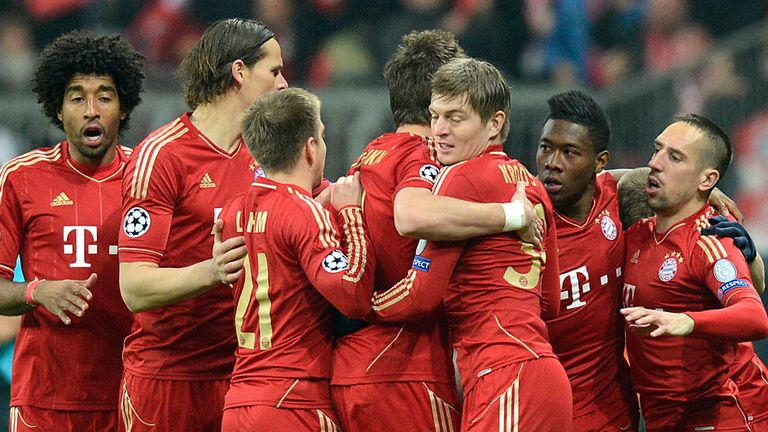 Bayern Munich: Can clinch Bundesliga title this weekend