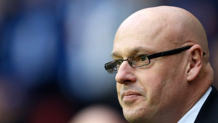 Brian McDermott: Back in management at Elland Road