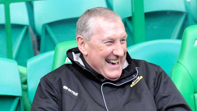 Terry Butcher: Had a busy summer already