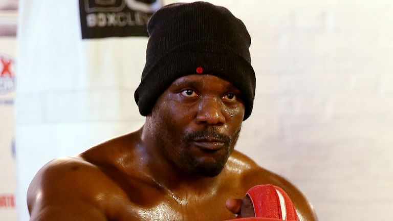 Dereck Chisora: An opponent is being sought for the heavyweight