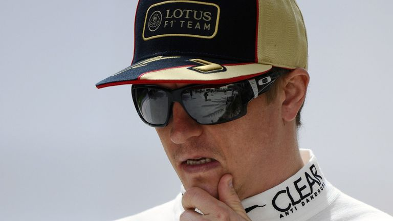 Could Raikkonen be set to partner Vettel in 2014 at Red Bull?